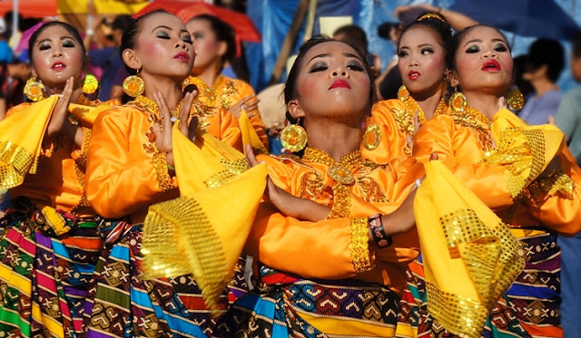 Kadayawan Festival Winners