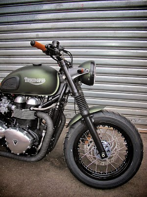 Motorcycle Bobber Gallery
