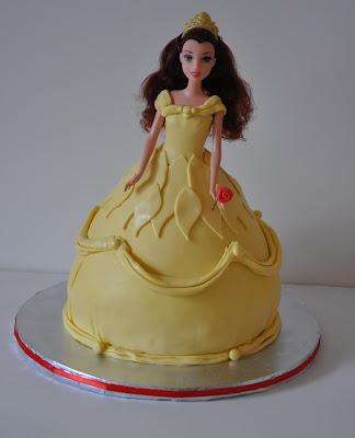 Disney Princess Belle Cake Without Makeup Girl Games Wallpaper Coloring Pages Cartoon Cake Princess Logo 2013