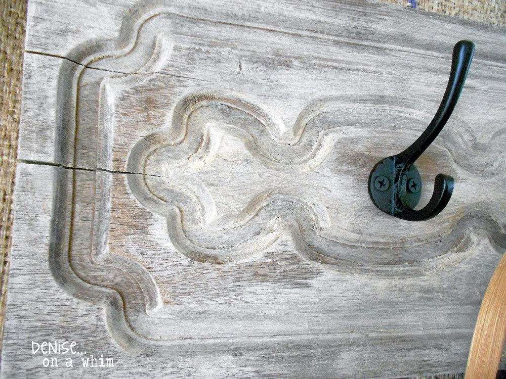 Great Details on this Salvaged Wood via http://deniseonawhim.blogspot.com