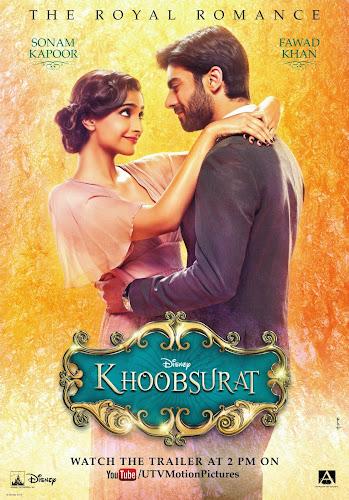Khoobsurat (2014) Movie Poster No. 2