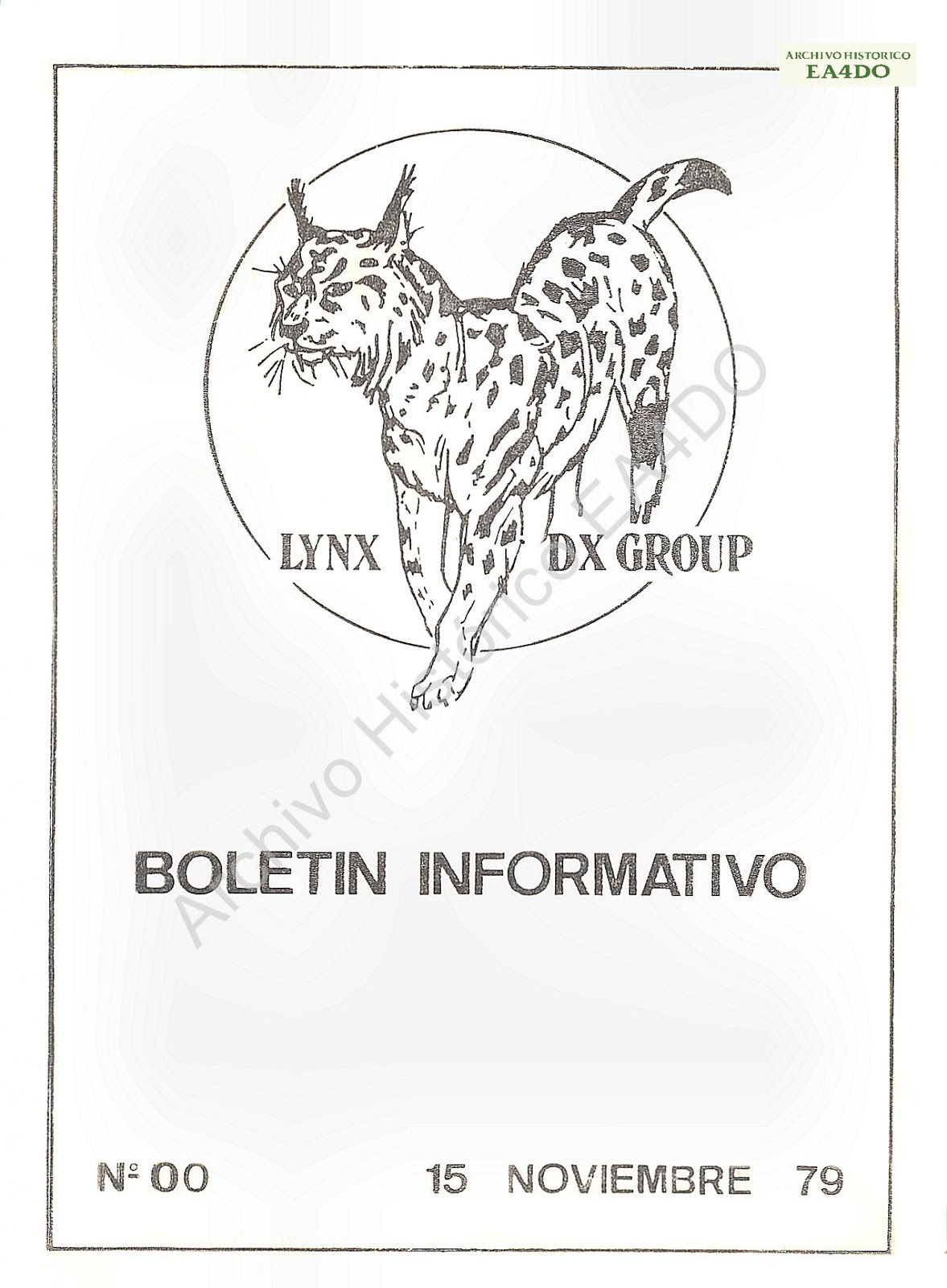 LYNX - 1979