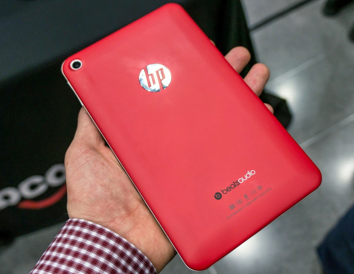 HP Slate 7 Beats Special Edition Spesifikasi