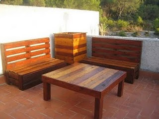 do it yourself How to make homemade furniture and pallet
