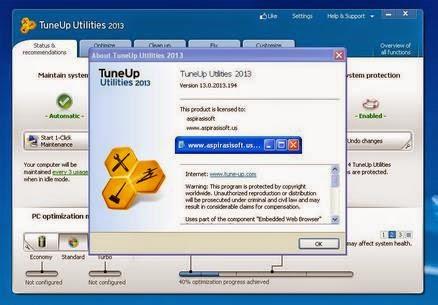 Download TuneUp Utilities Terbaru 2015