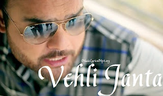 Vehli Janta Lyrics - Kulbir Jhinjer Mp3 Download Music video