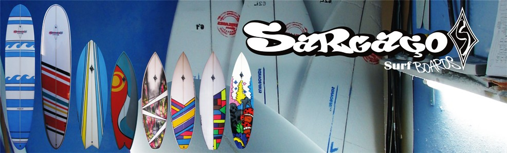 Sargaço Surf Boards