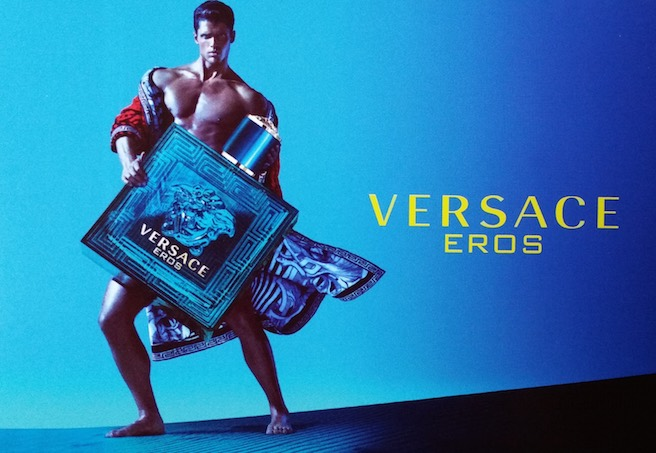 Versace Eros The Fragrance Shop Discovery Club Spring 2015