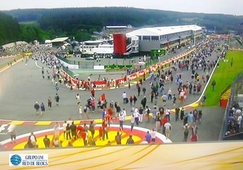 Circuito Spa.