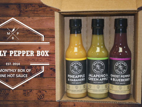 Monthly Pepper Box!