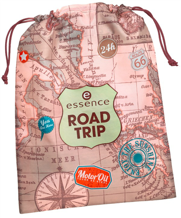 essence road trip – travel bag