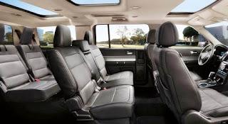2017 Ford Flex Interior