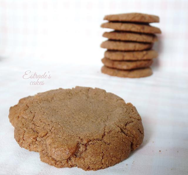 receta de galletas con Nocilla - 4
