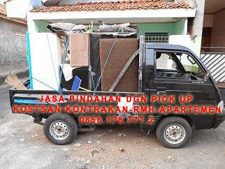 Sewa Pick Up  Ke Galur JakPus