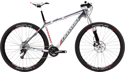 2013 Cannondale F29 Carbon 2 29er Bike