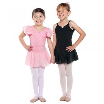 Danshuz Pink Flutter Sleeve Dress & Black Cami Dress