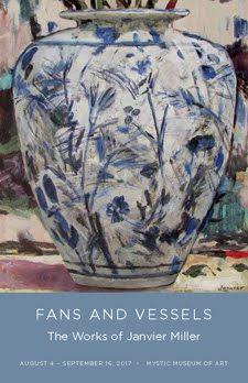 Fans and Vessels by Janvier Miller