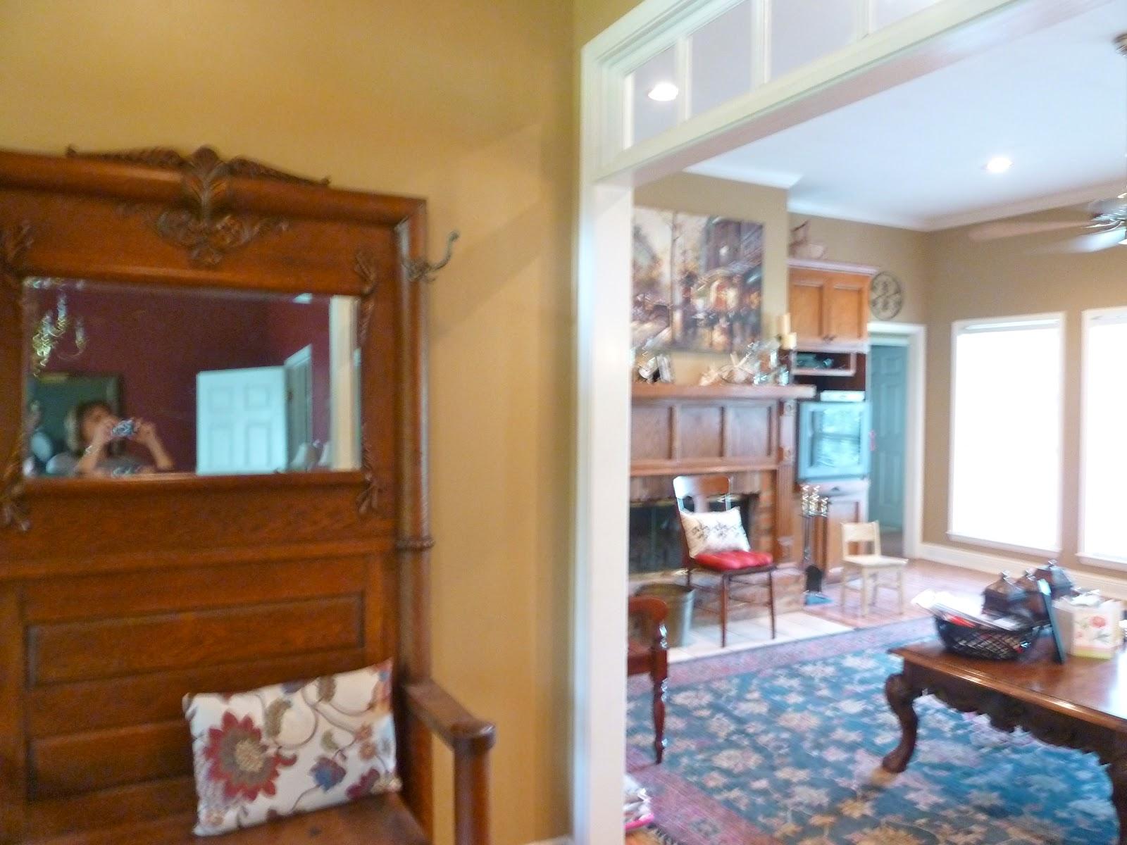 beaucoup joie de vivre a foyer tour. Black Bedroom Furniture Sets. Home Design Ideas