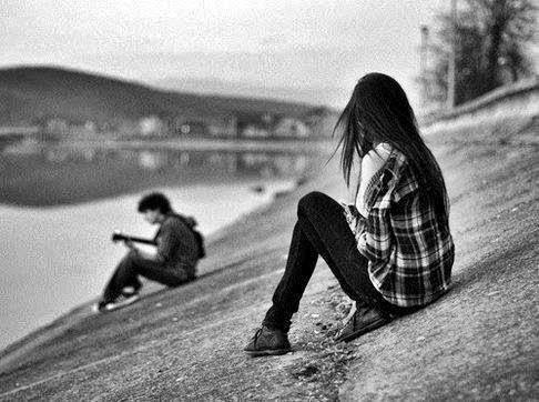 Texte d'amour triste