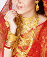 wedding gold jewellery