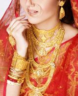 wedding gold jewellery