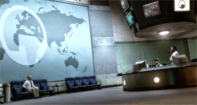 Black Mesa Reception