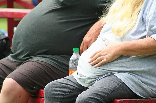 Indice de masa corporal por paises