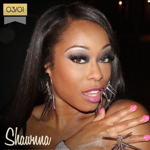 3 de enero | Shawnna - @shawnnamusic | Info + vídeos