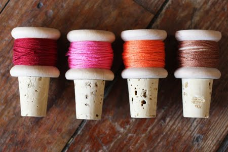 How to Make Thread Spool Wine Corks