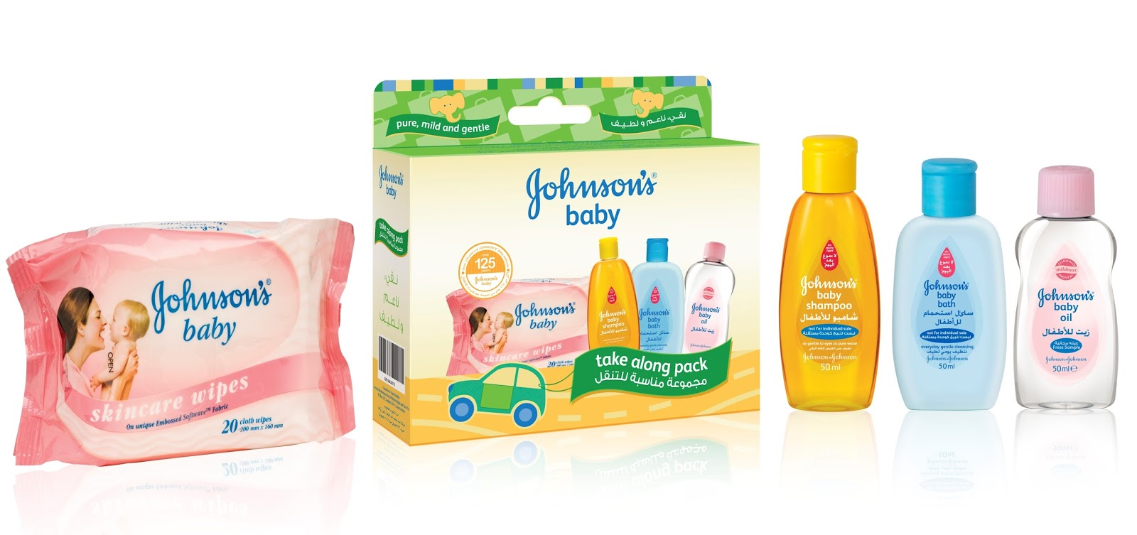Johnson Johnson Products Johnson's® Baby Products