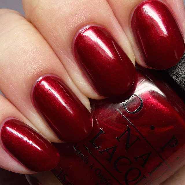 OPI Nail Lacquer Ro-man-ce on the Moon