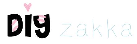 DIY zakka