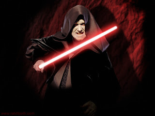 Star Wars - Darth Sidious - Personagens Clássicos