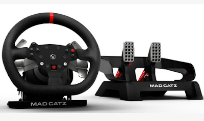 Mad Catz First Generation of Xbox One Force Feedback Racing Wheel