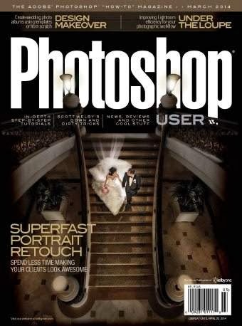 Photoshop User Magazine March 2014