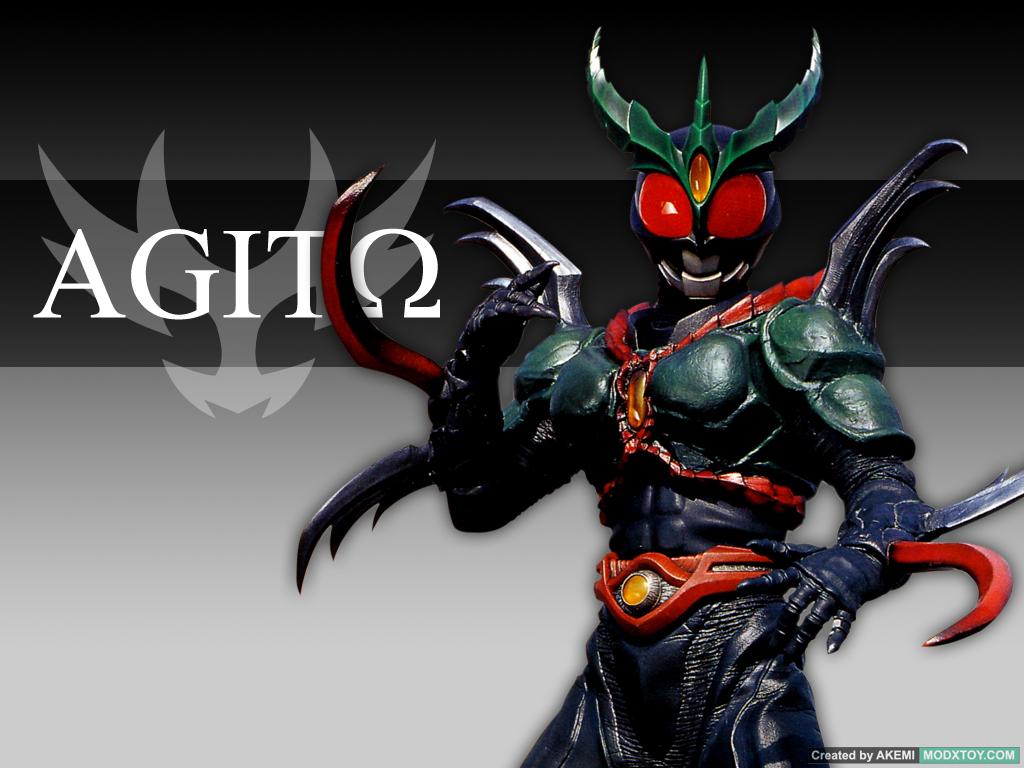 仮面ライダー: Kamen Rider Gills Exceed (仮面ライダーギルス Exceed)