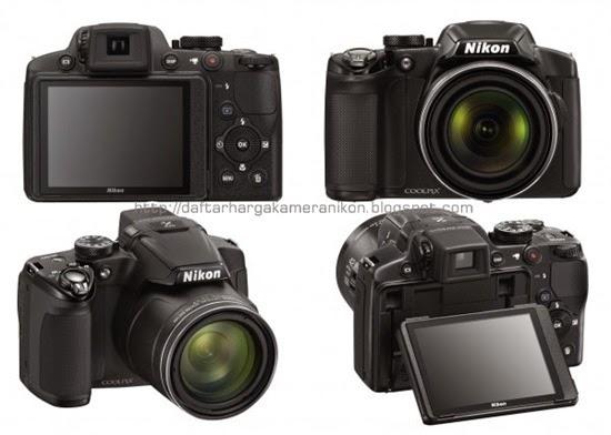 Harga dan Spesifikasi Kamera Nikon Coolpix P510 Terbaru