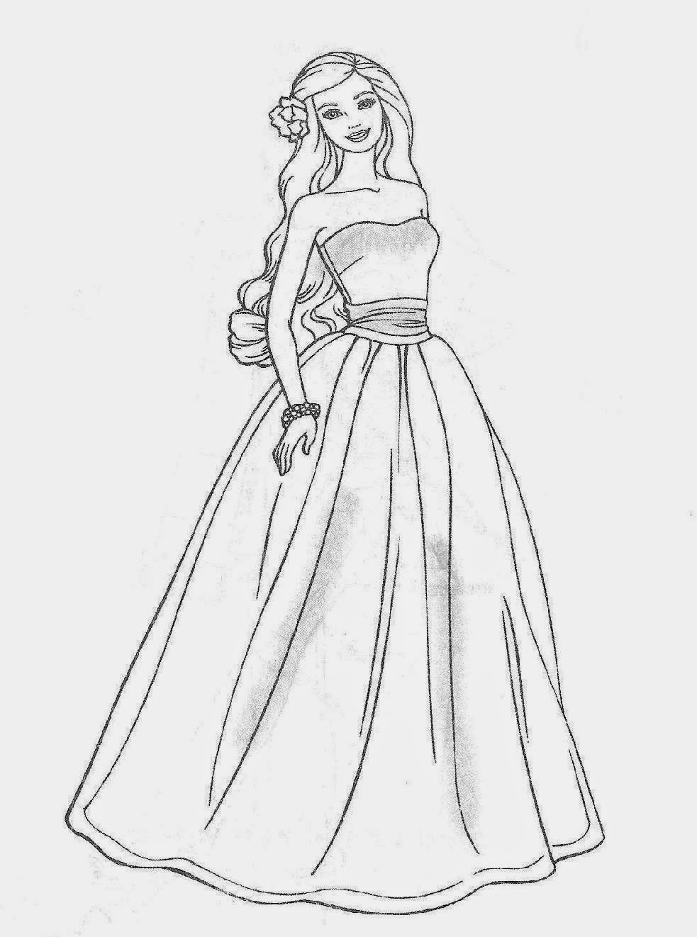 Search Results Barbie Kids Coloring Pages Printable Sketch