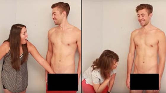 Apabila wanita lesbian menyentuh alat sulit lelaki