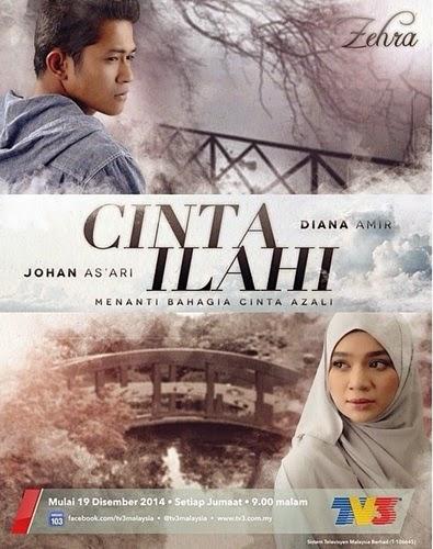 Sinopsis Cinta Ilahi Drama TV3