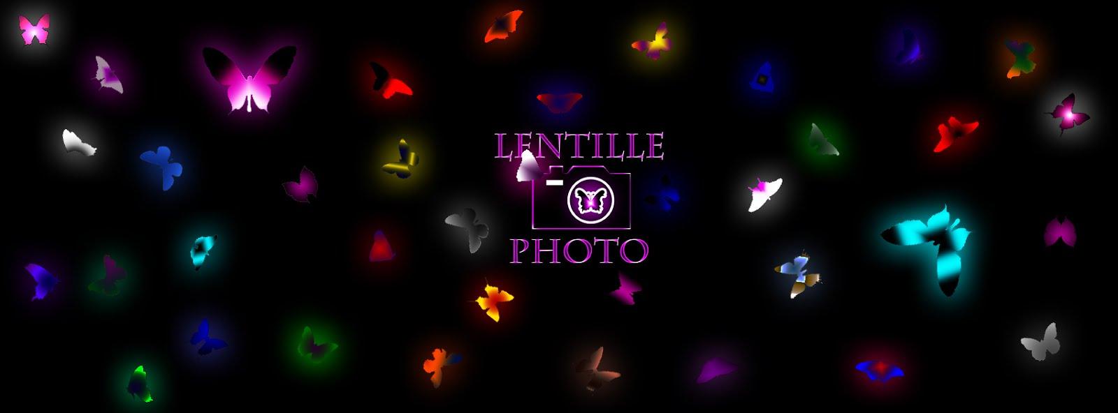 Lentille Photo
