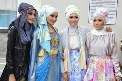 Buat Para #HIJABERS Dari Seorang Teman Kristiani di blognya tentang #hijab modis kalian