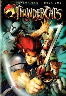 Download ThunderCats 1ª Temporada Livro 1 DVD-R DVDRip AVI Dual Áudio RMVB Dublado