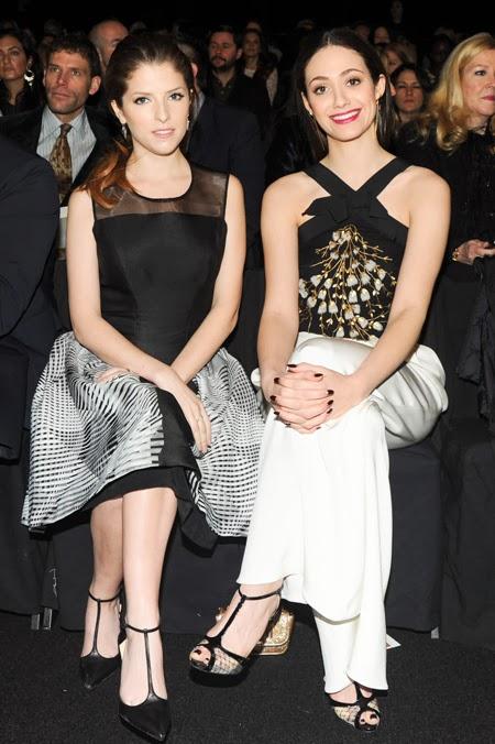 Anna Kendrick y Emmy Rossum