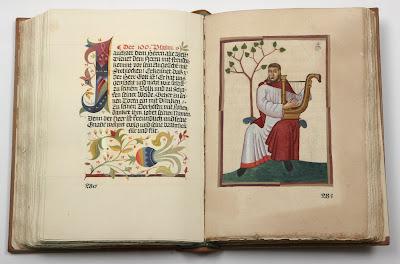Psalter aus der Werkstatt von Rudolf Koch