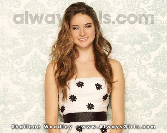 Shailene Woodley Hd Wallpapers