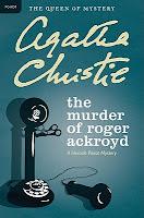Murder of Roger Ackroyd book cover