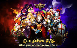 Download Holy Knight EN v1.0.800 Apk