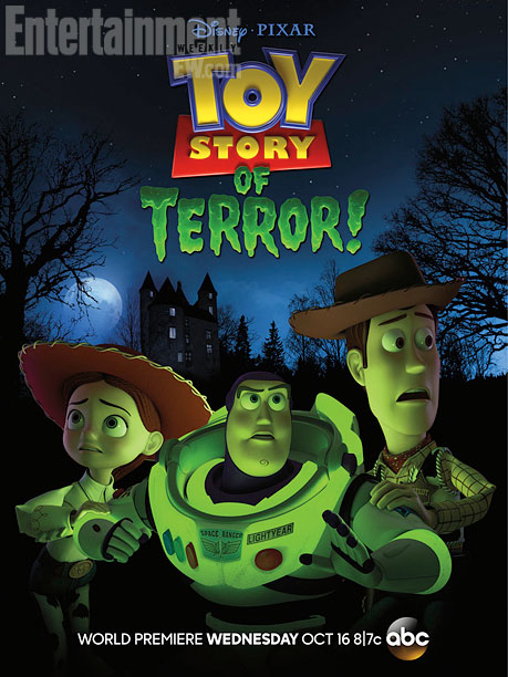 Toy Story Terror animatedfilmreviews.blogspot.com