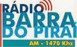 ouvir a Rádio Barra do Piraí